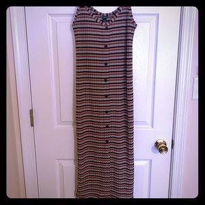 NWT wild fable midi dress size XL
